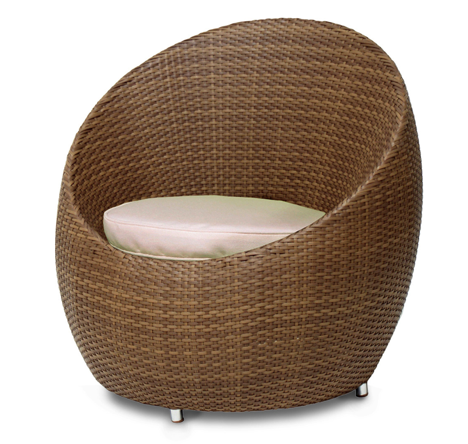 Modern Dezignz Al Fresco Spa Saucer Chair