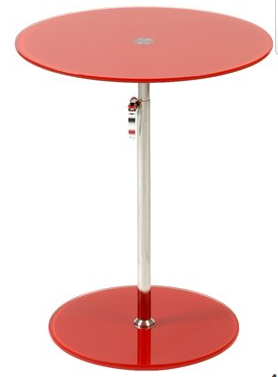 glass table png. radinka rnd. glass table red png n